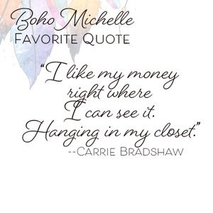 One of my favorite quotes on fashion.